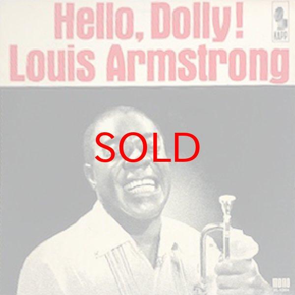 画像1: LOUIS ARMSTRONG -  HELLO, DOLLY ! (1)