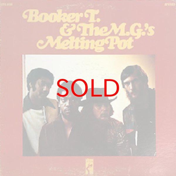 画像1: BOOKER T & THE MGS -  MELTING POT (1)