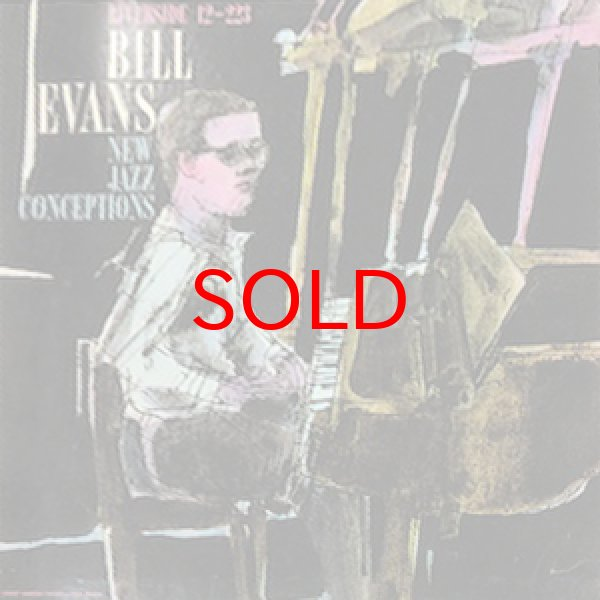 画像1: BILL EVANS -  NEW JAZZ CONCEPTIONS (1)
