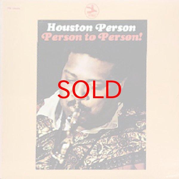 画像1: HOUSTON PERSON -  PERSON TO PERSON ! (1)