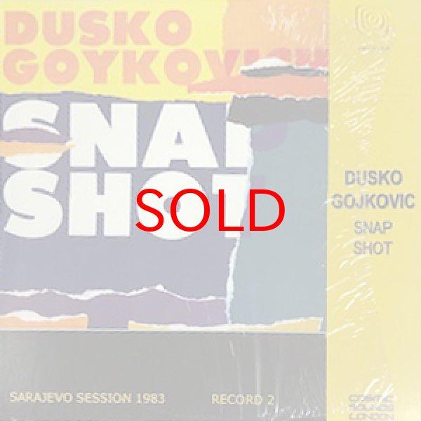 画像1: DUSKO GOYKOVICH -  SNAP SHOT (1)