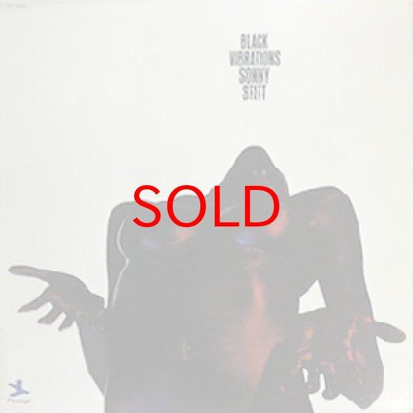 画像1: SONNY STITT -  BLACK VIBRATIONS (1)