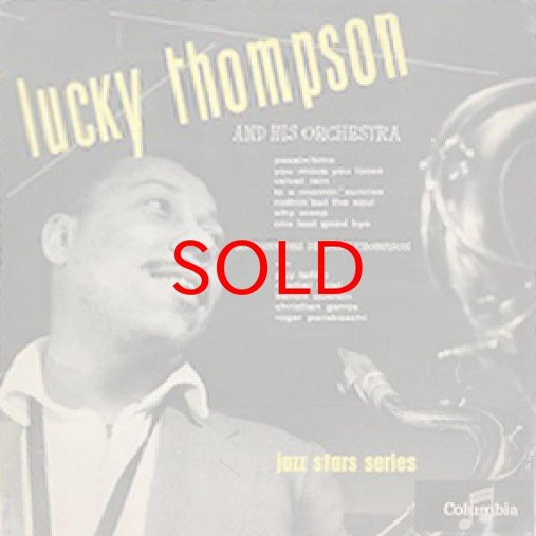 画像1: LUCKY THOMPSON -  TO THE SAX PARADISE ・・・ 【10INCH】 (1)