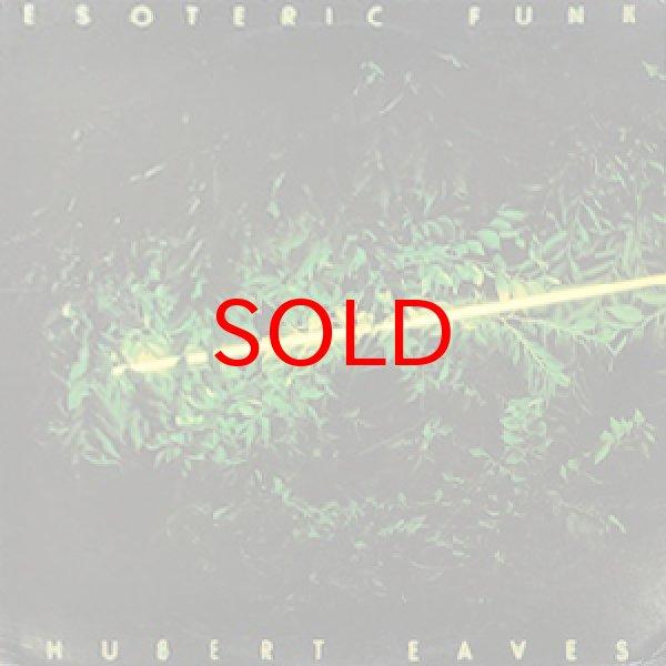 画像1: HUBERT EAVES -  ESOTERIC FUNK (1)