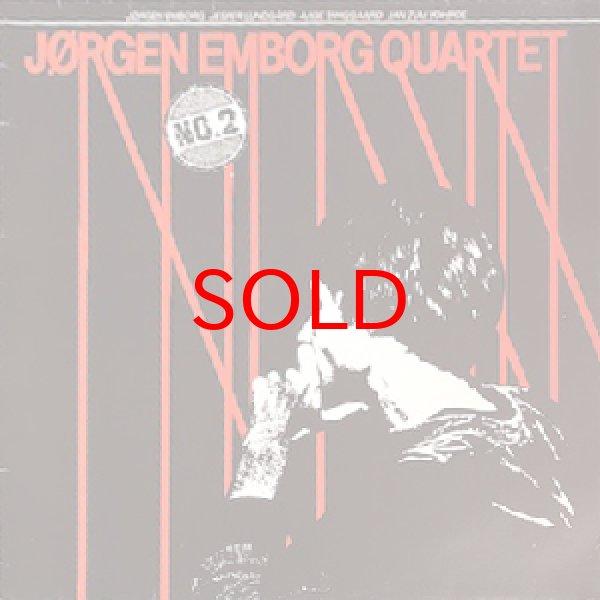 画像1: JORGEN EMBORG QUARTET -  NO.2 (1)