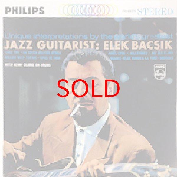 画像1: ELEK BACSIK -  JAZZ GUITARIST (1)