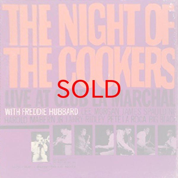 画像1: FREDDIE HUBBARD -  THE NIGHT OF THE COOKERS LIVE AT CLUB LA MARCHAL VOL.1 (1)