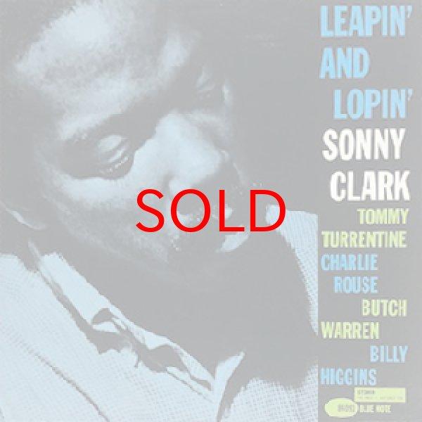 画像1: SONNY CLARK -  LEAPIN' AND LOPIN' (1)